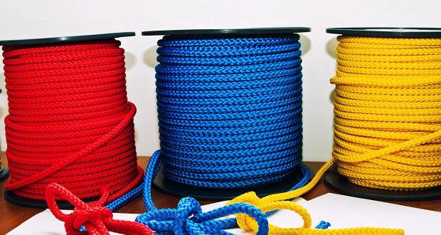 канаты и веревки, шпагаты