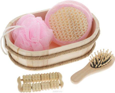 Мочалки, щетки для бани и сауны